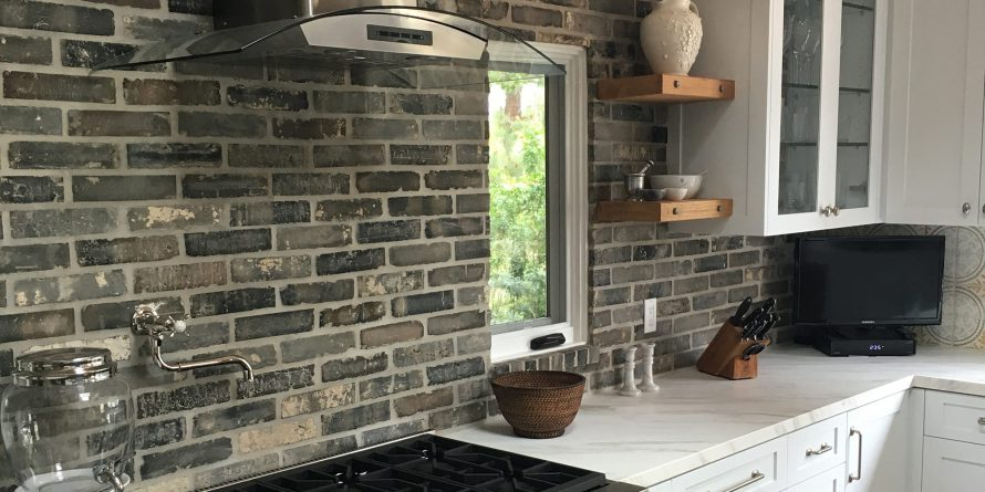 Grey Is The New Red In Thin Brick Veneer Stone Farm