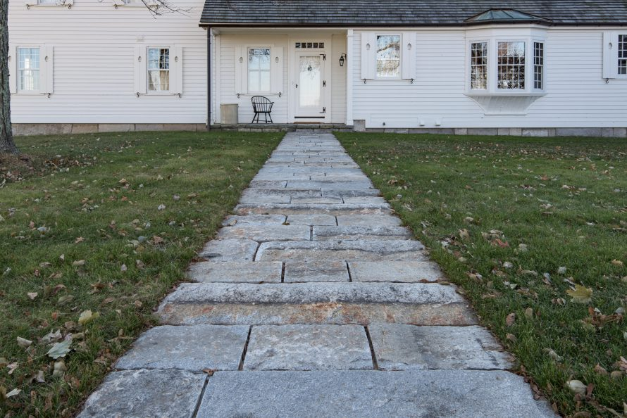reclaimed pathways and patios for your home