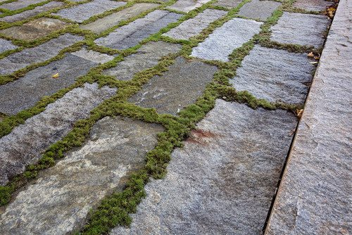 Reclaimed Paving Granite Planks Stone Farm